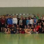 Fussballturnier der Potsdamer Handballer