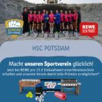 Eure Scheine für Vereine für den HSC Potsdam!