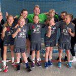 Erfolgreicher Start in die D-Jugend Saison